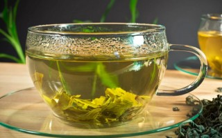 Какой зеленый чай самый лучший